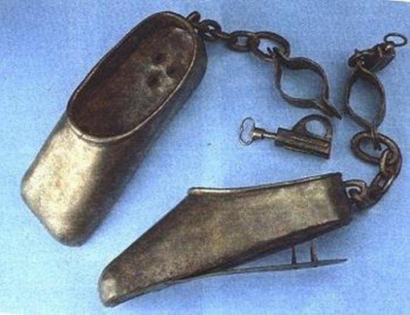 27 najgorszych narzędzi tortur.