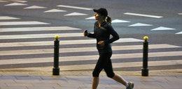 Anna Dereszowska biega. Poznajesz ją?