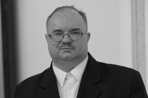 Rafał Wójcikowski, zdjęcie archiwalne