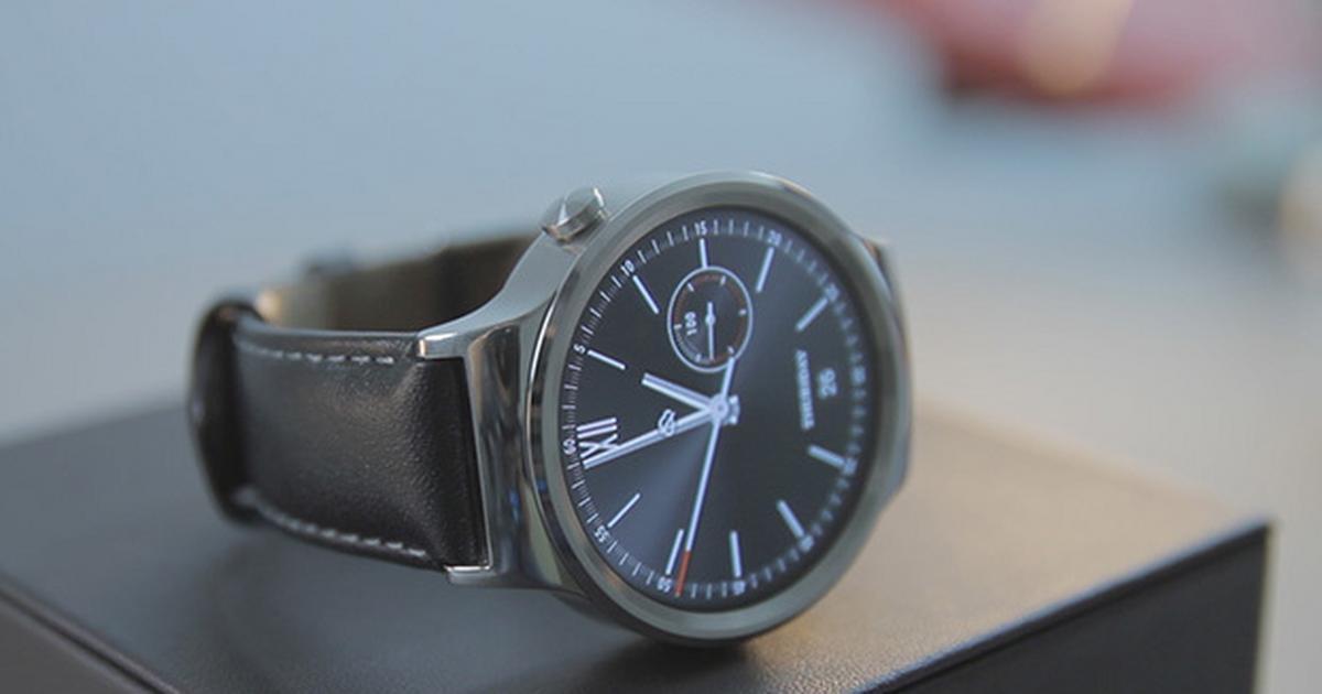 f3b982c69261f Huawei Watch: Elegant z Android Wear