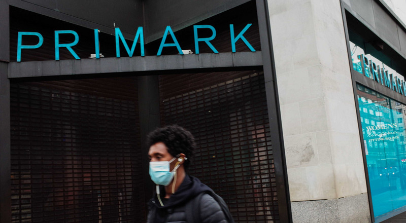 Cut-price apparel retailer Primark predicts that store closures during COVID-19 will cost it $1.4 billion