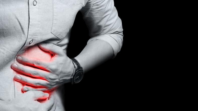 Trzustka, ból po lewej stronie brzucha