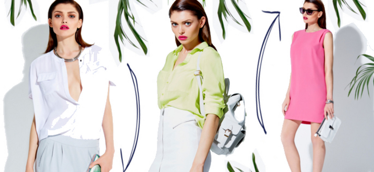Mohito na lato 2014. LOOKBOOK