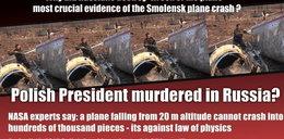 Szokujące ulotki na Euro! Prezydent zamordowany w Rosji!