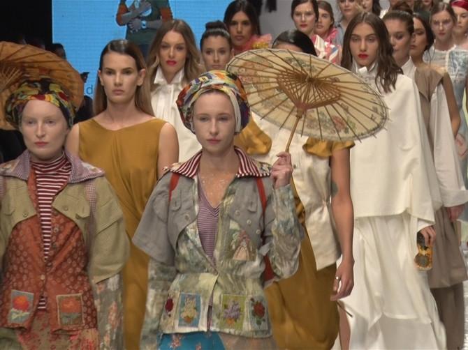 Otvaranje Beogradske nedelje mode bio je pravi SPEKTAKL, a revija kojom je otvorena ima zaista TUŽAN POVOD
