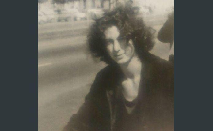 Szymon Majewski w wieku 20 lat