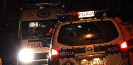 Policjant zwrócił im uwagę, pobili go do nieprzytomności