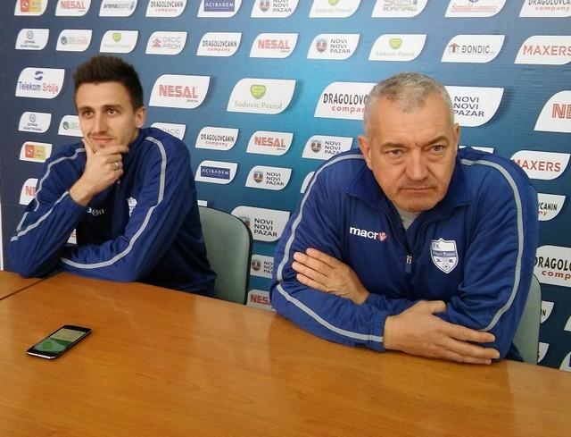 Amer Osmanagić i Zoran Marić