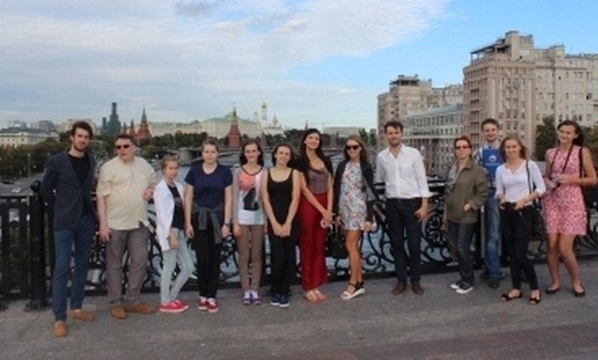 Polska młodzież na krymie