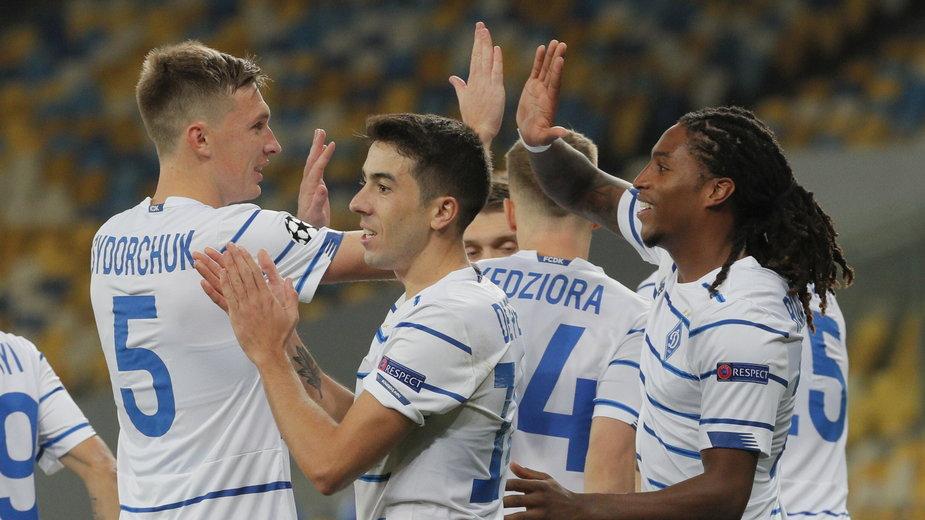 Dynamo Kijów - KAA Gent