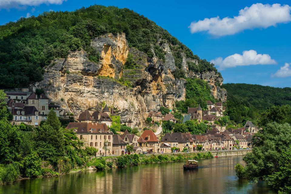 La Roque-Gageac, Francja