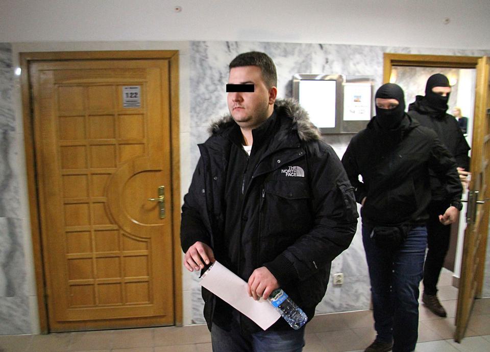 Bartłomiej M. zostaje w areszcie. Jest decyzja sądu