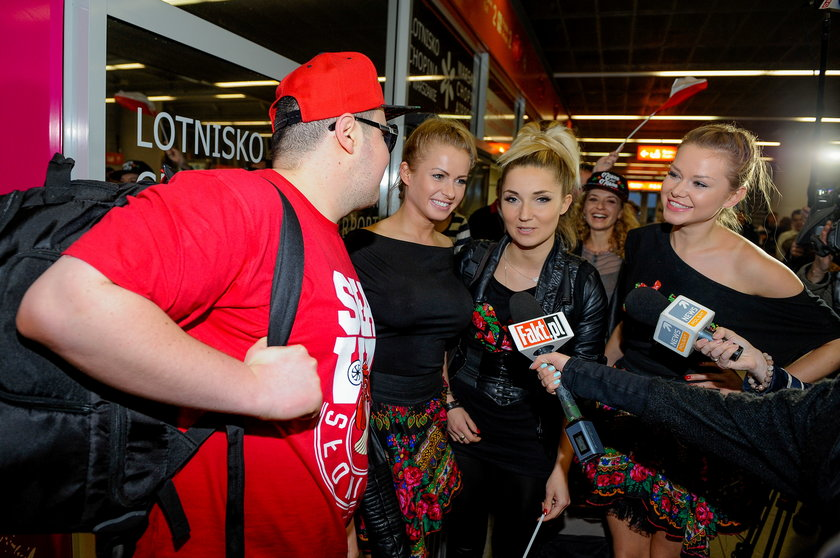 Donatan i Cleo po powrocie z Eurowizji