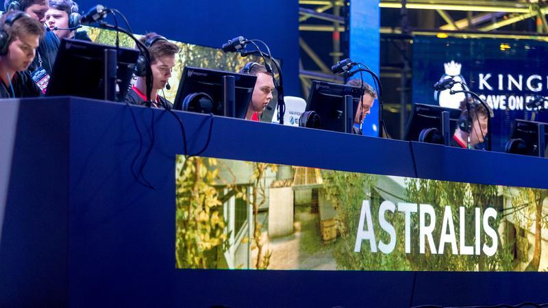 IEM 2017 - Astralis mistrzami Counter-Strike: Global Offensive Fot. PAP/Andrzej Grygiel