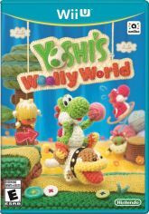 Okładka: Yoshi's Woolly World