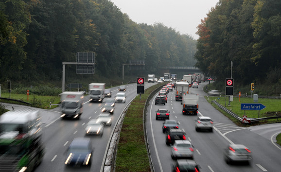 Autoput u Nemačkoj