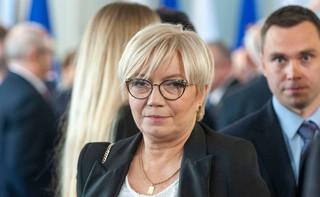 Julia Przyłębska do marszałka Senatu: Nie wezmę udziału w posiedzeniach Izby