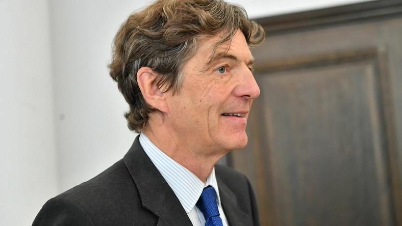 Ambasador Niemiec w Polsce Arndt Freytag von Loringhoven