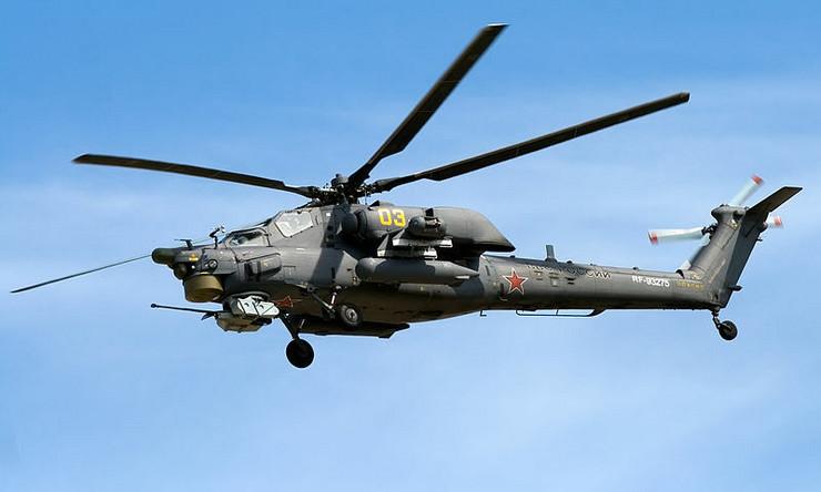 Mi-28H Night Hunter