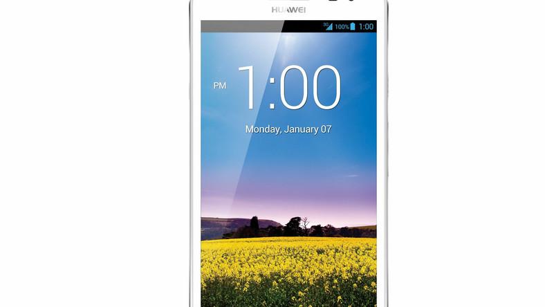 Potężny smartfon Huawei