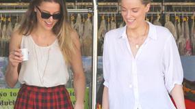 Amber Heard pokazała się ze swoją dziewczyną