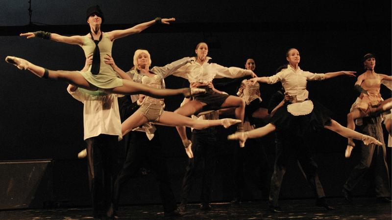 """Balet """"Pan Twardowski"""" autorstwa Ludomira Różyckiego"""