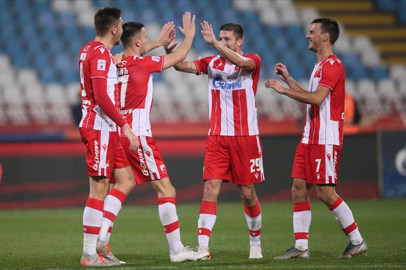 FK Crvena zvezda, Rad