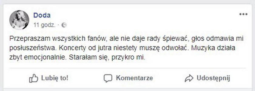 Doda, Dorota Rabczewska