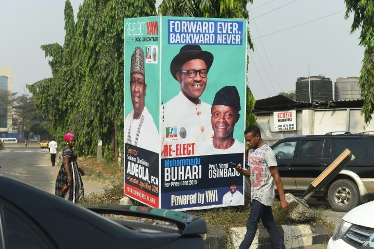 Nigerians are set to elect new leaders next month
