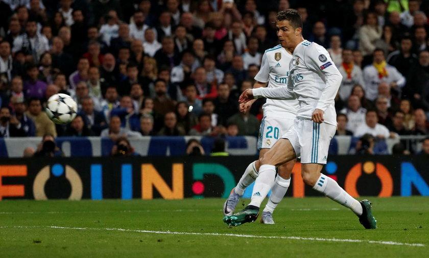 W meczu z Barceloną Ronaldo strzelił gola i doznał kontuzji