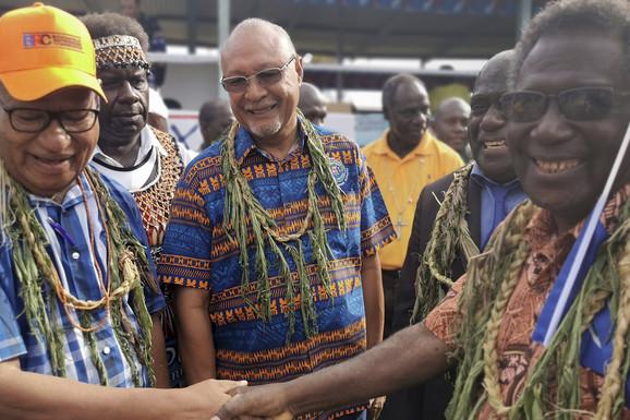NOVA DRŽAVA NA POMOLU Ostrvo u Pacifiku glasalo za NEZAVISNOST, slede pregovori
