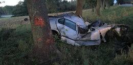 Tragiczny wypadek na Podlasiu. Kobieta zginęła na miejscu