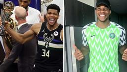 Giannis Sina Ugo Antetokounmpo says he represents Nigeria