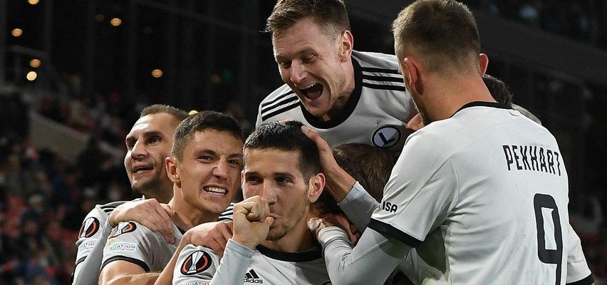 Podbiliście Moskwę, teraz zapolujcie na Lisy! Legia gra z Leicester w Lidze Europy