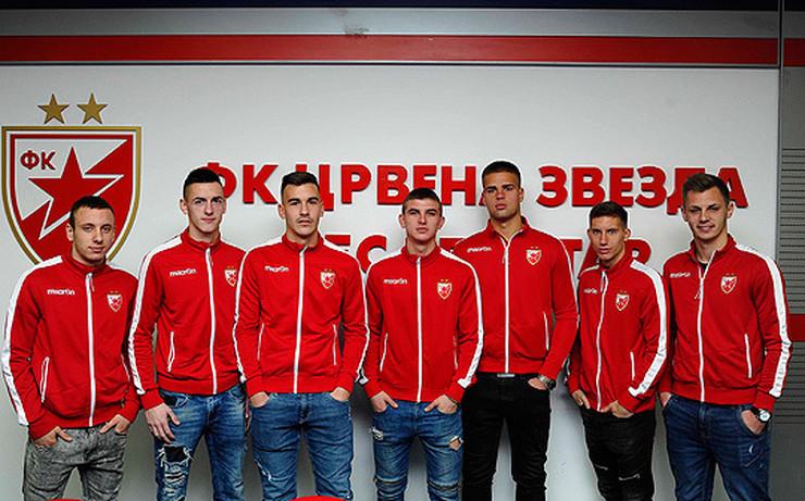 FK Crvena zvezda, FK Grafičar