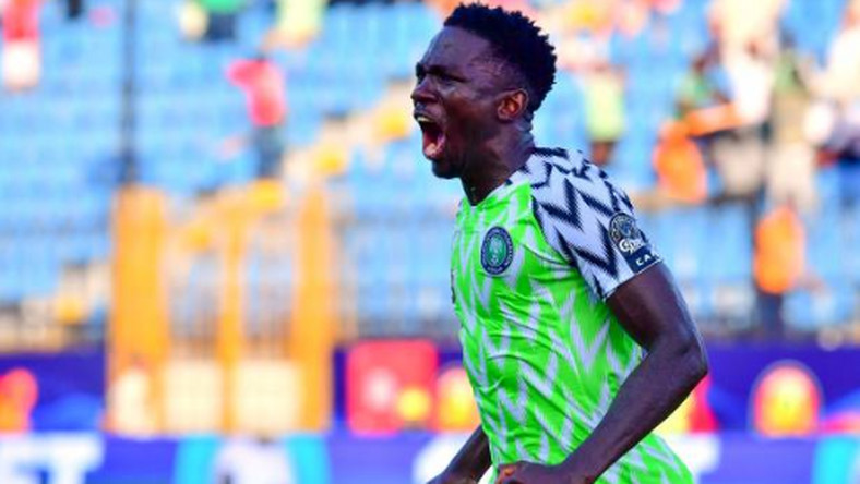 Kenneth Omeruo has made strides to become an important player again for the Super Eagles (GIUSEPPE CACACE/AFP/Getty Images)