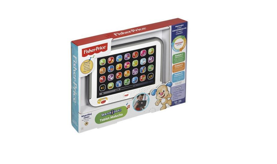 Zabawkowy Tablet Fisher Price ll SS