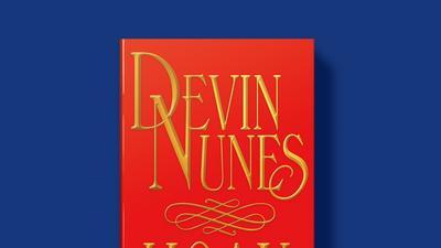 Devin Nunes Is Danielle Steel