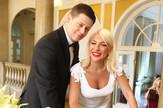 Jovana Jeremić i Vojislav Milošević - venčanje