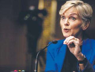 Sekretarz energii USA: Gaz nie może być polityczną bronią [WYWIAD]