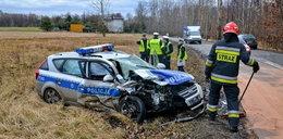Policjanci o krok od śmierci