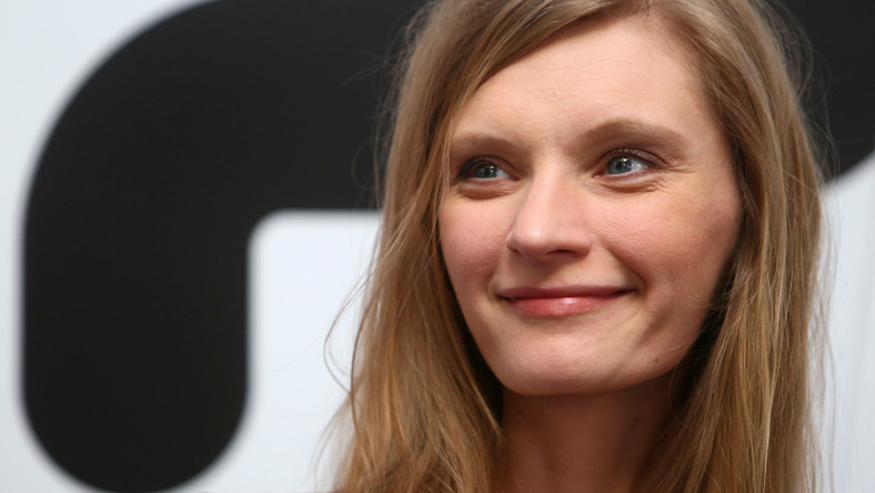 "Agata Buzek zagrała w ""Hummingbird"""