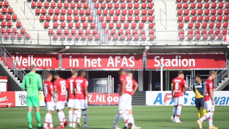 Piłkarze AZ Alkmaar