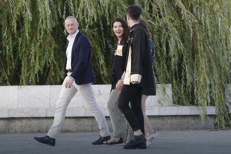 Marina Abramović je došla u Beograd pre tri dana