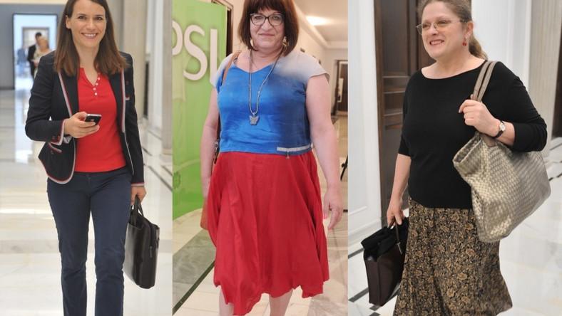 Jak kobiety ze świata polityki radzą sobie z dress code'em?