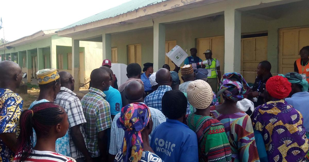 Voting begins with massive turnout in Kogi West - Pulse Nigeria
