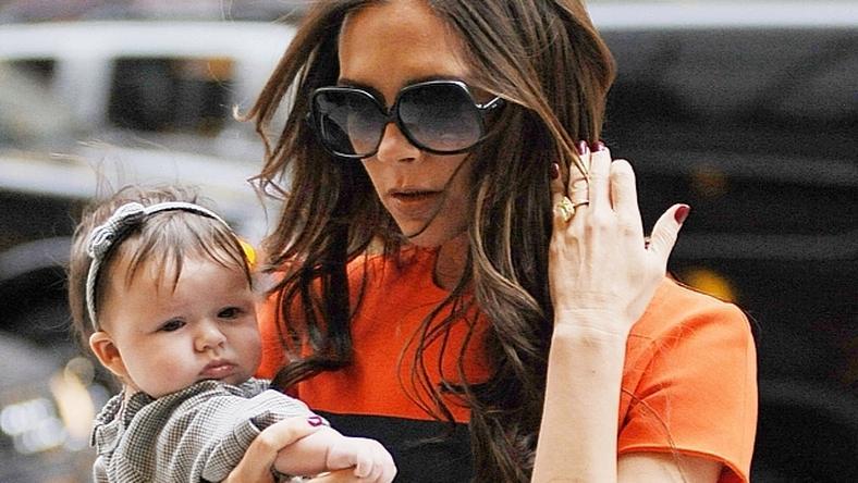 Victoria Beckham nazwała torebkę imieniem córki