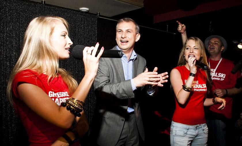 Śpiewający politycy