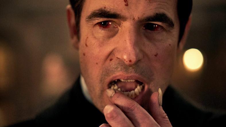 """Claes Bang w serialu """"Dracula"""""""