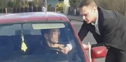 Wyrwał kluczyki zalanemu w trupa kierowcy!